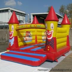 Open Bouncer Clown