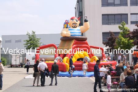 Verkauf Eventmodule und Funfood