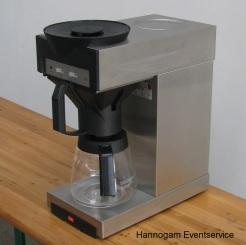 Kaffeemaschine mit Glaskannen