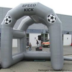 Radarmessanlage Speed Kick